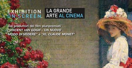 La grande arte al cinema il giardino degli artisti - Il giardino degli artisti ...