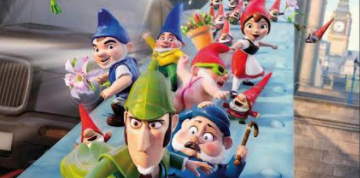 Cinepalace Parla Inglese Sherlock Gnomes