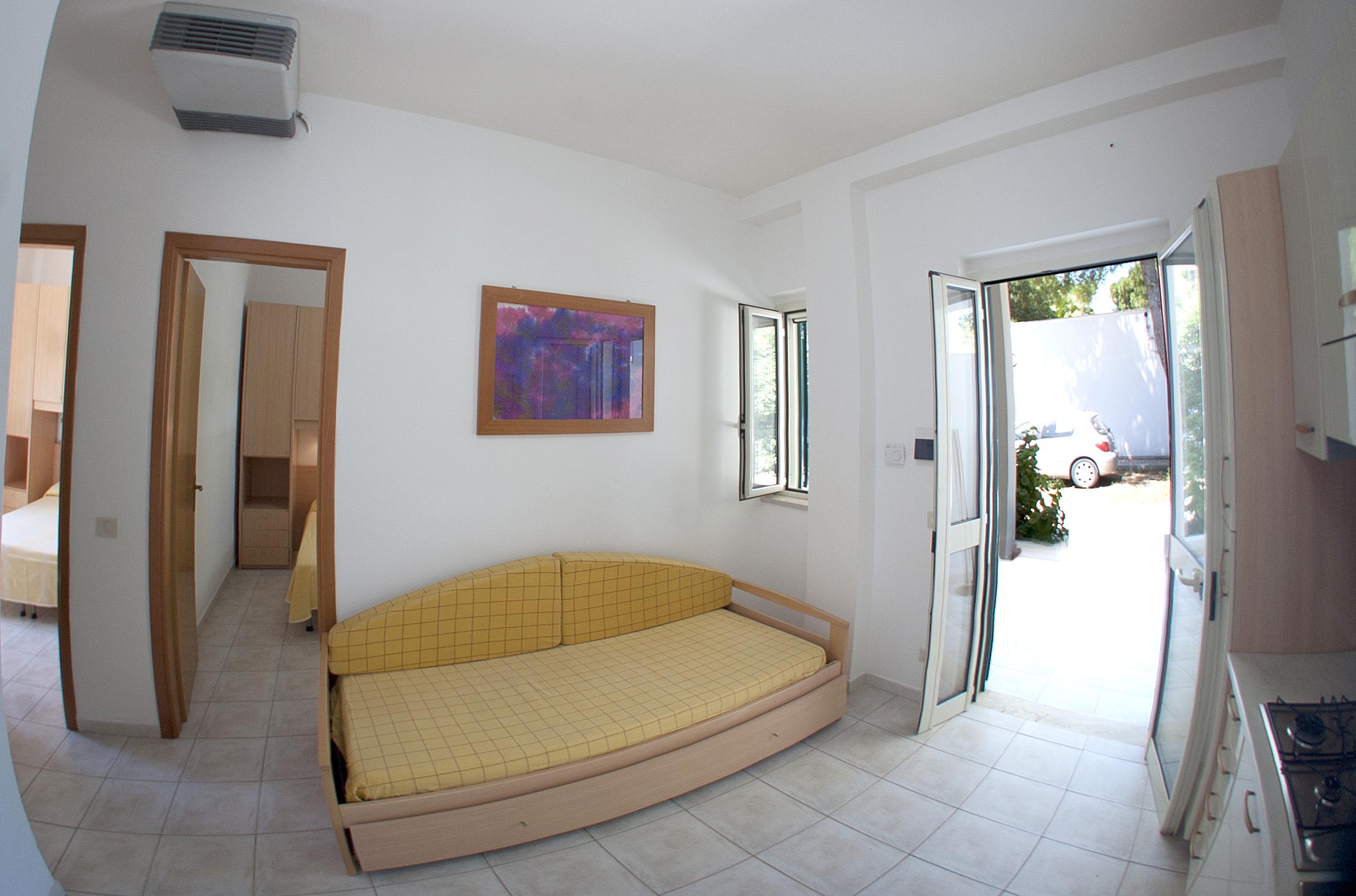 Appartamenti sul mare Vieste Gargano Puglia