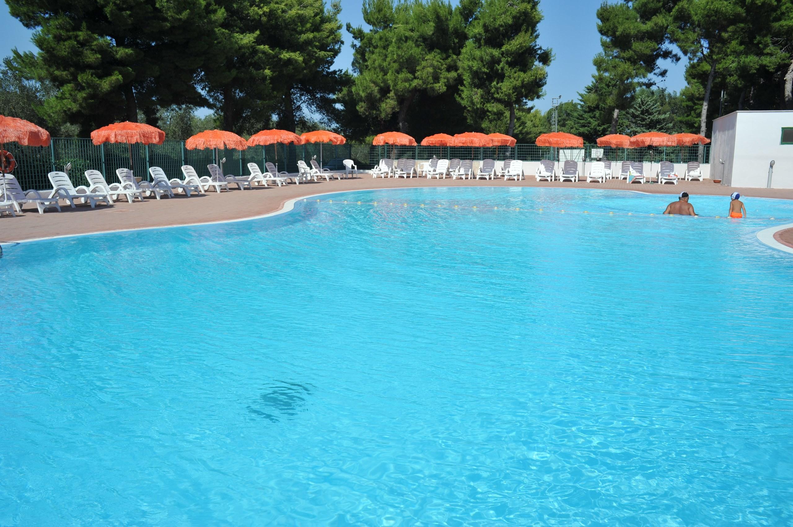 Villaggi vacanze con piscine sul gargano vieste famiglia - Villaggi con piscine e scivoli ...