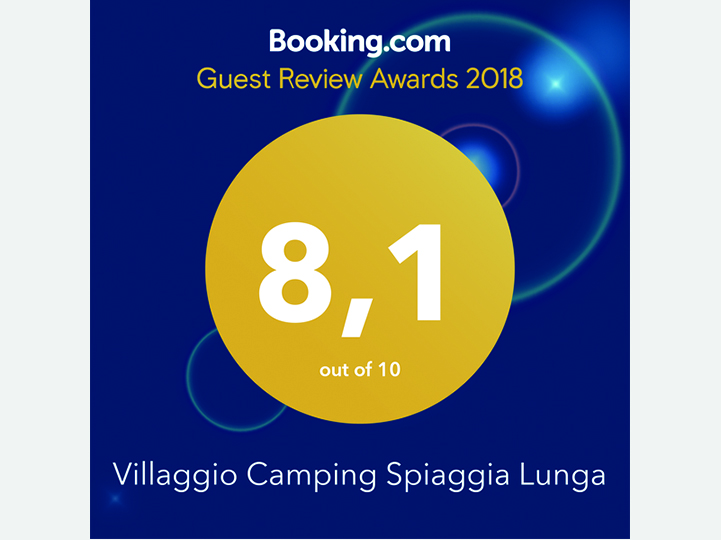 Booking guests review awards Spiaggia Lunga Vieste