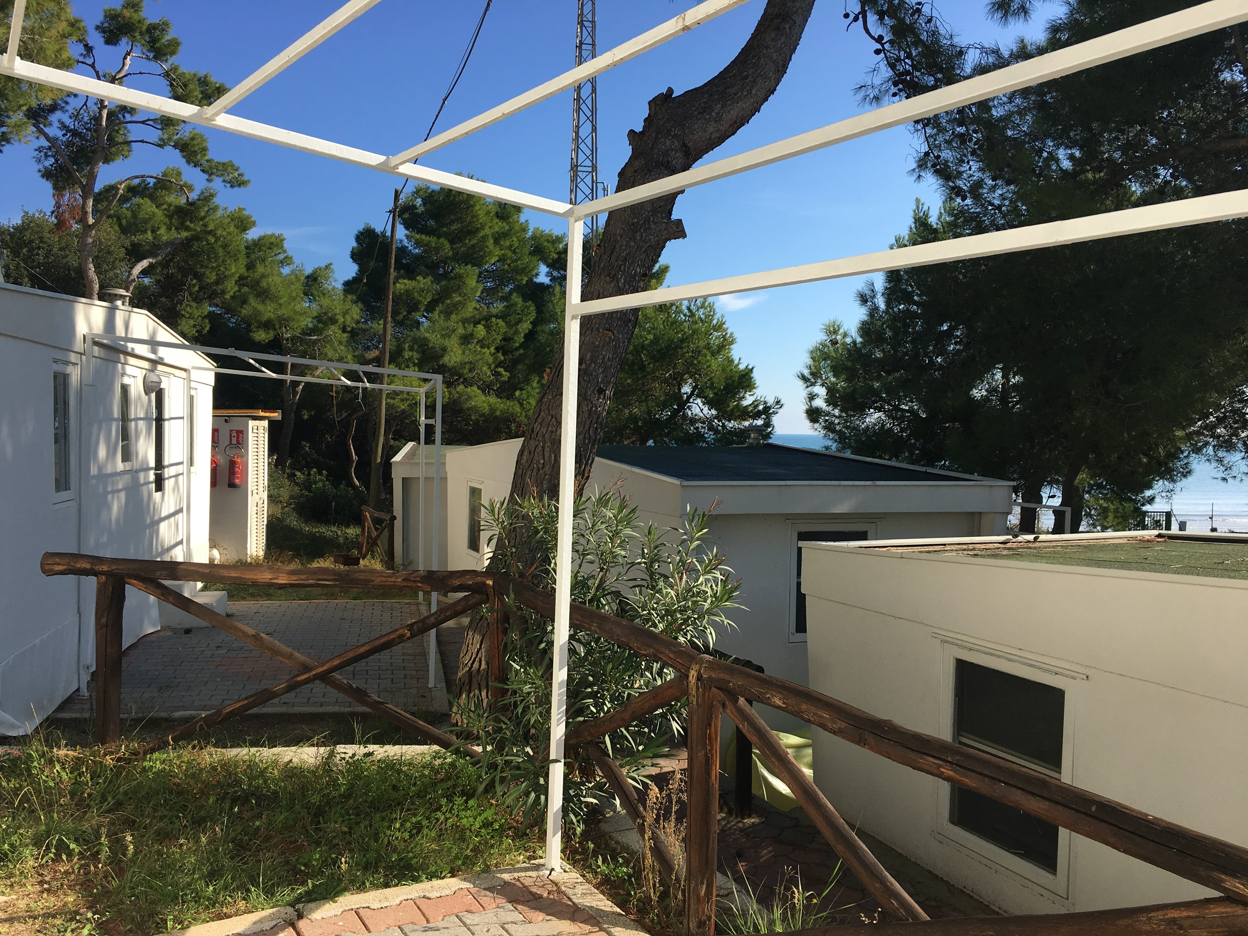 Angolo Cottura In Veranda : Appartamenti vacanze in puglia gargano mare vieste