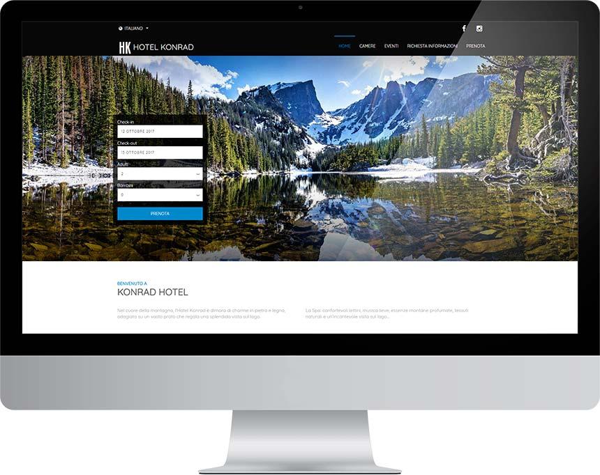 Web site demo 1