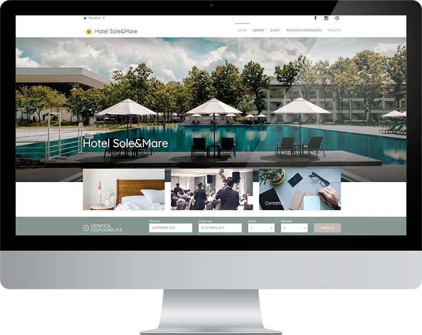 Sito web demo 3