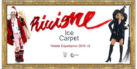 Buon Natale Rap 5 B.Riccione Ice Carpet Natale Capodanno 2018 19