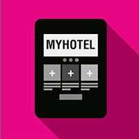 Website for hotels and restaurants