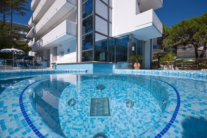 4-star hotel in lignano with wellness and fitness for a relaxing holiday in the lignano hotel